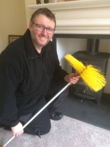Wigan chimney sweep service