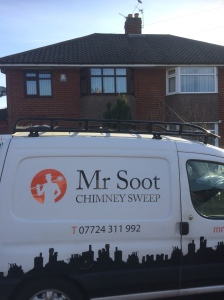 HETAS Approved Chimney Sweep for Wigan and Stockport