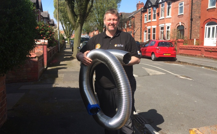 Looking after your chimney liner